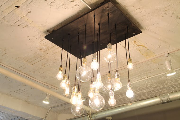 Custom Urban Chandeliers