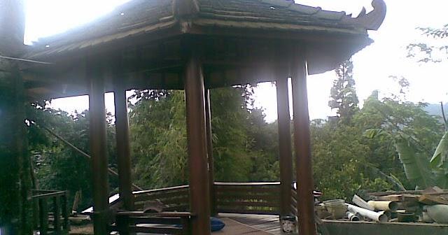 081387245587 jasa saung gazebo bambu kayu murah jakarta