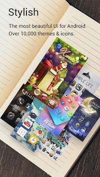 GO Launcher-Theme, Wallpaper APK