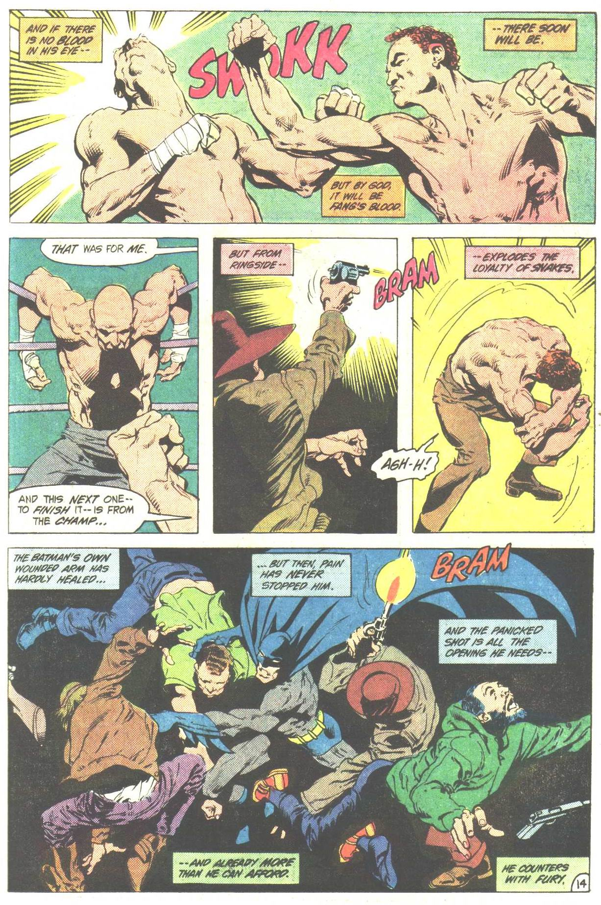 Detective Comics (1937) Issue #539 Page 19
