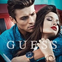 AMBASSADOR GUESS WATCHES