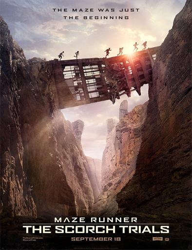 Maze Runner 2: Prueba De Fuego (2015) [BrRip 720p][Latino][MEGA]
