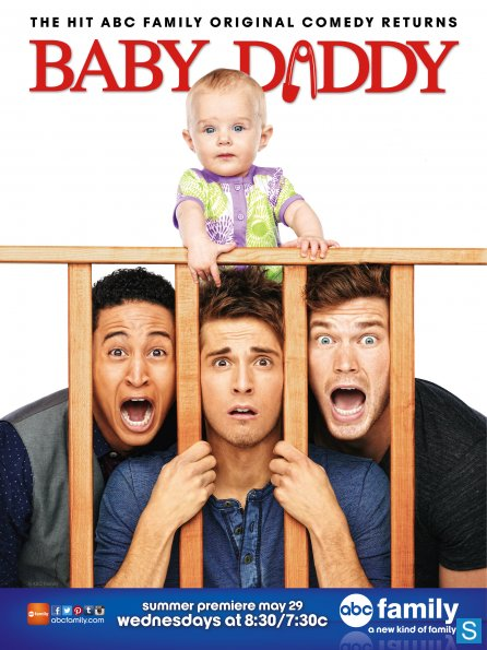 Baby Daddy 2x14