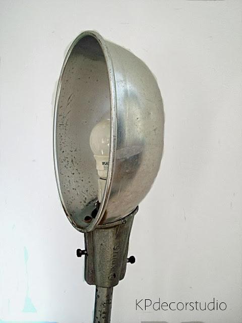Lámparas estilo industrial de fábrica para iluminación de locales comerciales