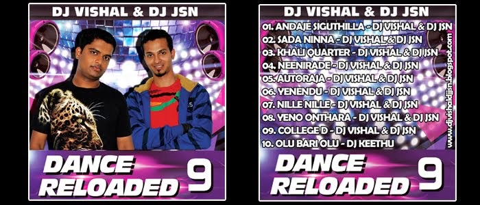 DANCE RELOADED 9