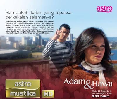 Drama Adam & Hawa Episod 4 Hingga 1