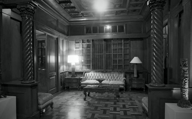 Laperal Mansion Receiving Area