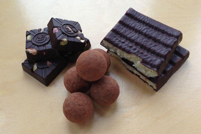 Hotel Chocolat vegan chocolate