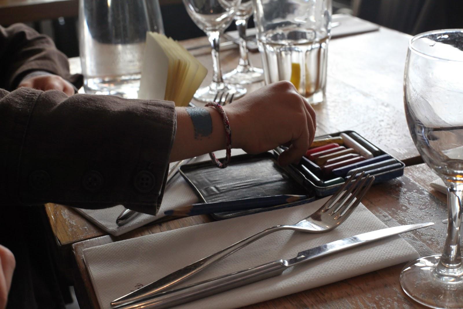 Fuxia, restaurant italien - Dune is a sacré girl !