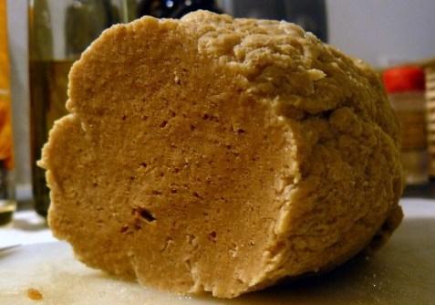 Seitán o bistec de gluten