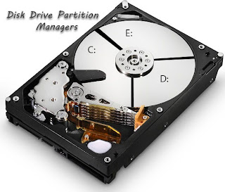 Freeware Partition Managers