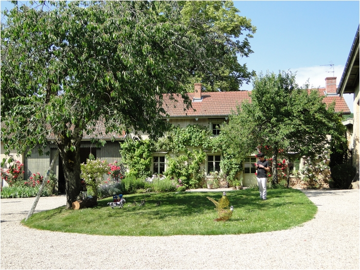 Le jardin de sylvie en photos rendez vous des jardins la grange du serpolier - Les jardins de la lagune oualidia sylvie ...