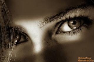 4 inimigos do brilho no olhar