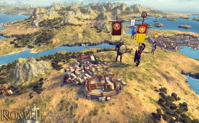 Total War Rome II Torrent Download