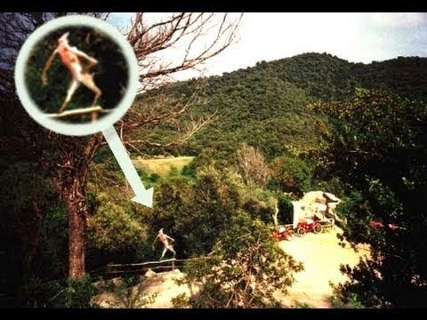 The Jersey Devil On Video - 1st Footage Of It Ever Caught! - REAL DEAL PEOPLE