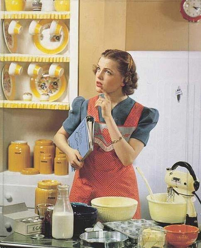 The 1950s housewife. Is there any demographic stereotype more typical of the ...