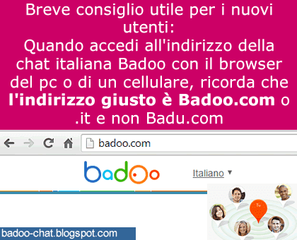 badu chat italiana