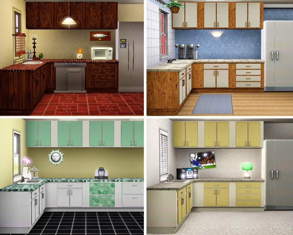 model dapur rumah kecil 2014
