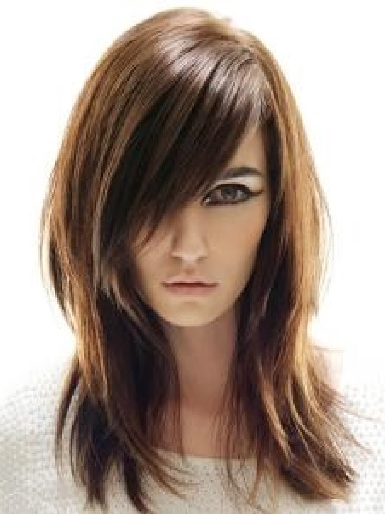 Favorite Haircuts with Bangs
