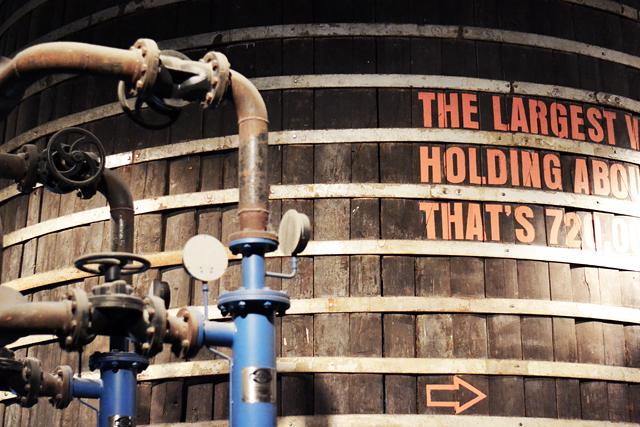 Guinness, storehouse, dublin, brewery, made of, beer, irish, museum, barrel