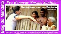 VEREADORA JANAINA FURTADO