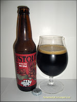Ska Steel Toe Stout - Working class milk stout