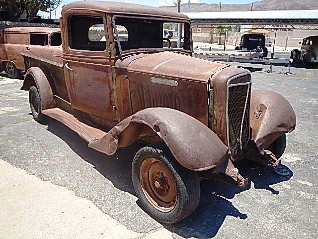 1934 International Harvester Barn Find For Sale