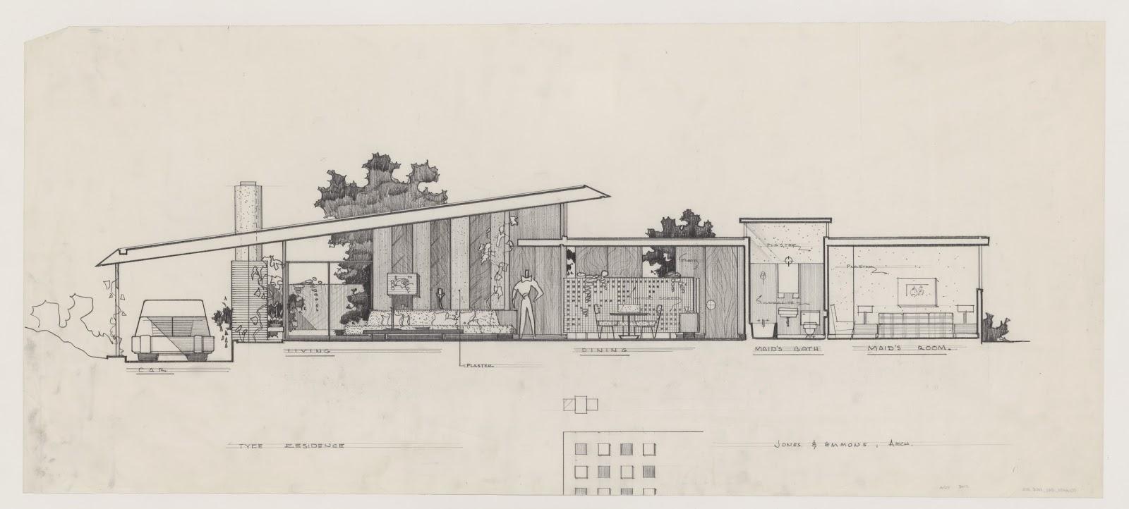 Design faith celebrating a quincy jones faia for Jones architecture