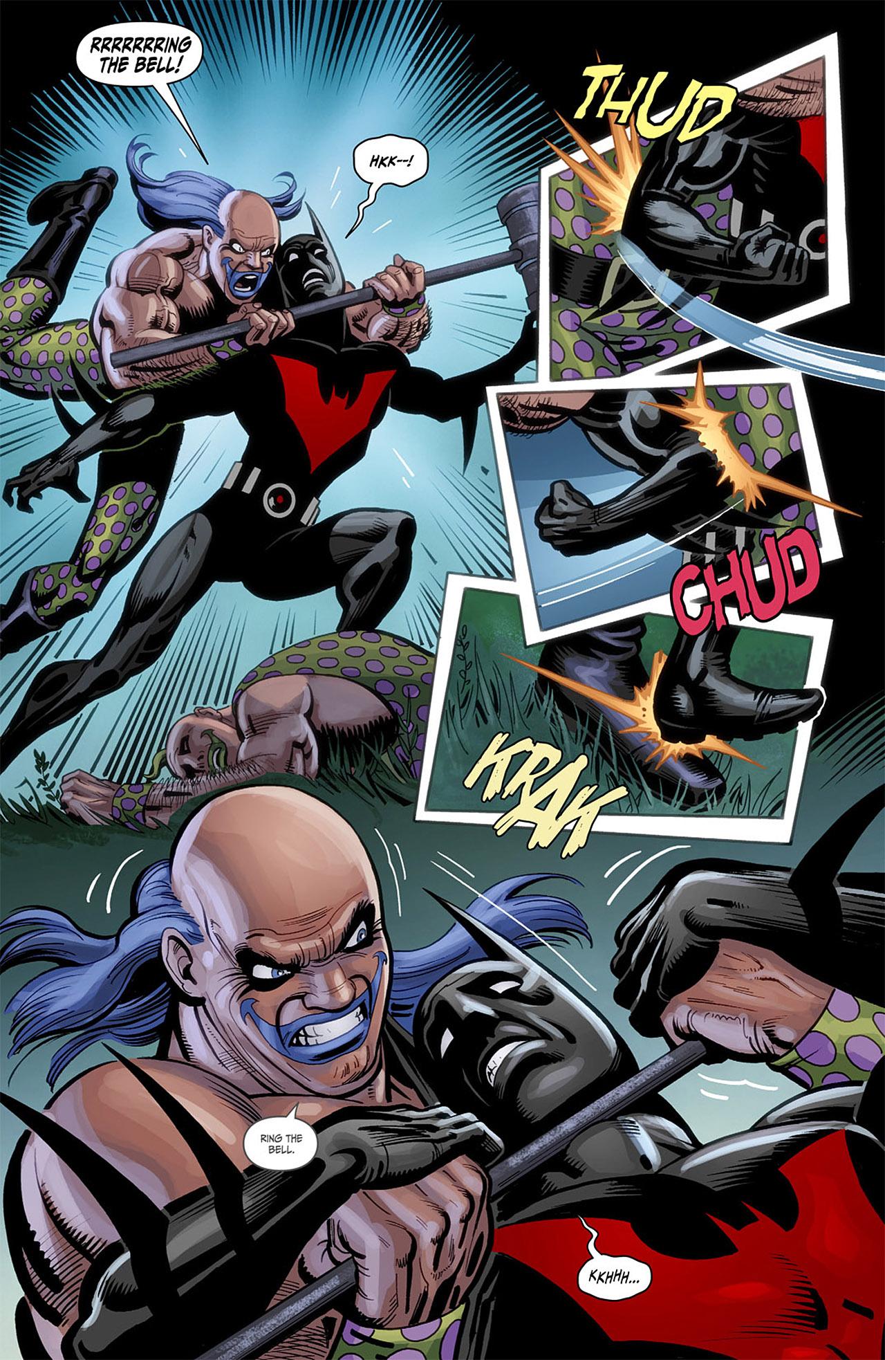 Batman Beyond (2012) Issue #2 #2 - English 10