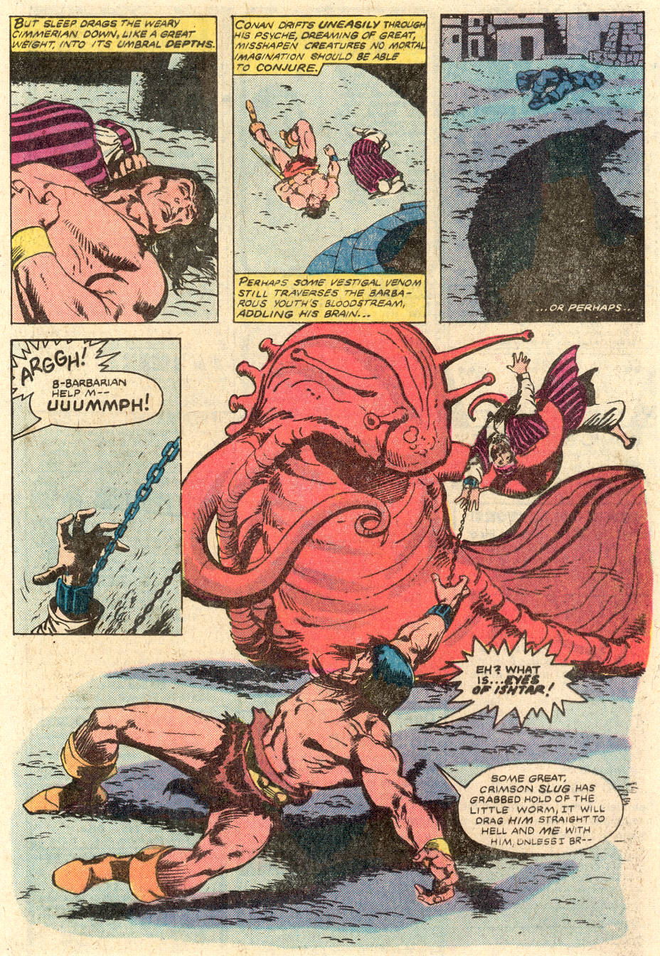 Conan the Barbarian (1970) Issue #116 #128 - English 14