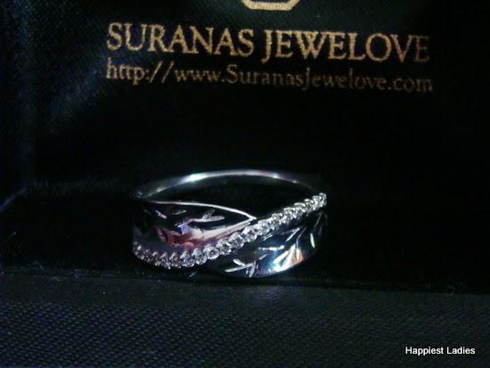 platinum ring with diamonds