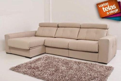 Comprar minimalista sof con chaise longue venta sofas for Comprar chaise longue barato online