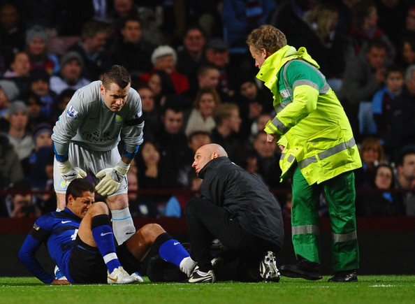 Javier Hernandez injury