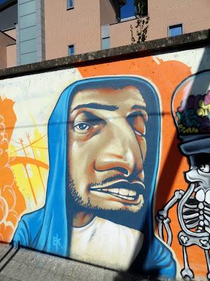 EK graffiti