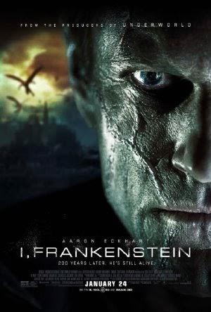 Chiến Binh Frankenstein - I, Frankenstein - 2014