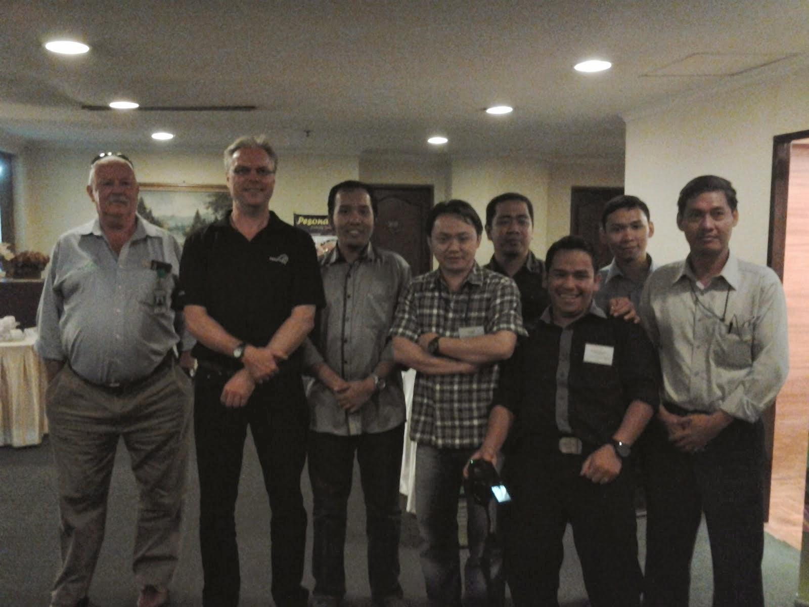 Presentasi Vulcan Mining Software V. 9 di Jakarta, Tanggal 12 Desember 2013