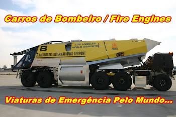 Carros de Bombeiro - Fire Engines