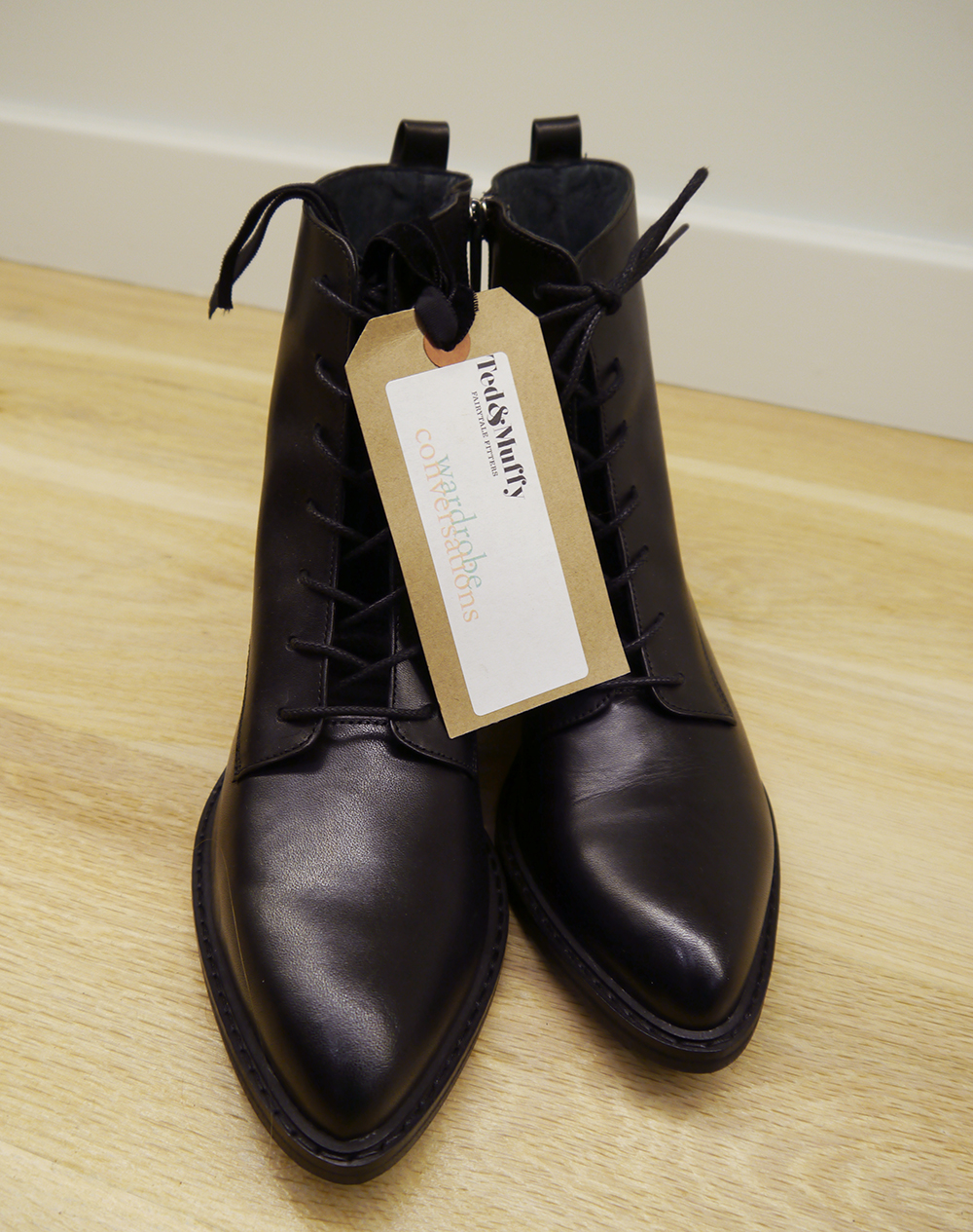 Ted and Muffy, AW 2015, fairytale fitters, Edinburgh boots, witch boots, victorian boots, blogger event, Scottish bloggers