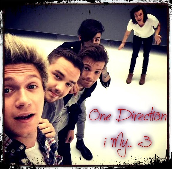 One Direction i My.. - imaginy