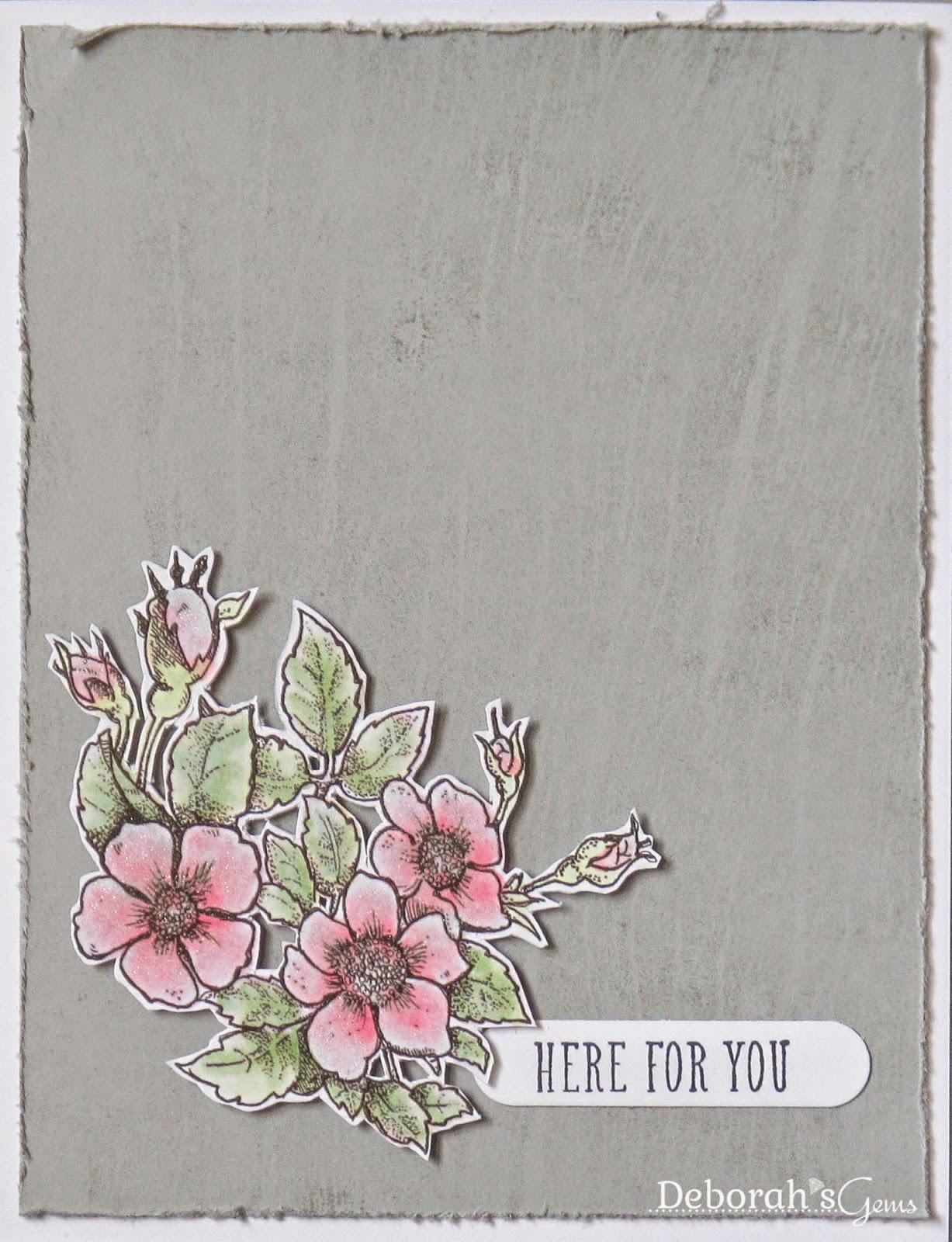 Here for You - photo by Deborah Frings - Deborah's Gems