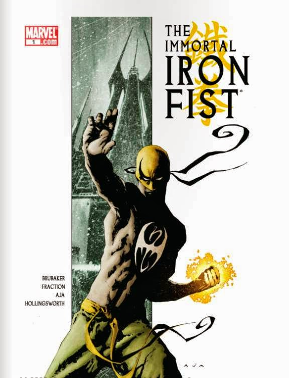 Iron Fist The%2Bimmortal%2BIron%2BFist%2B1