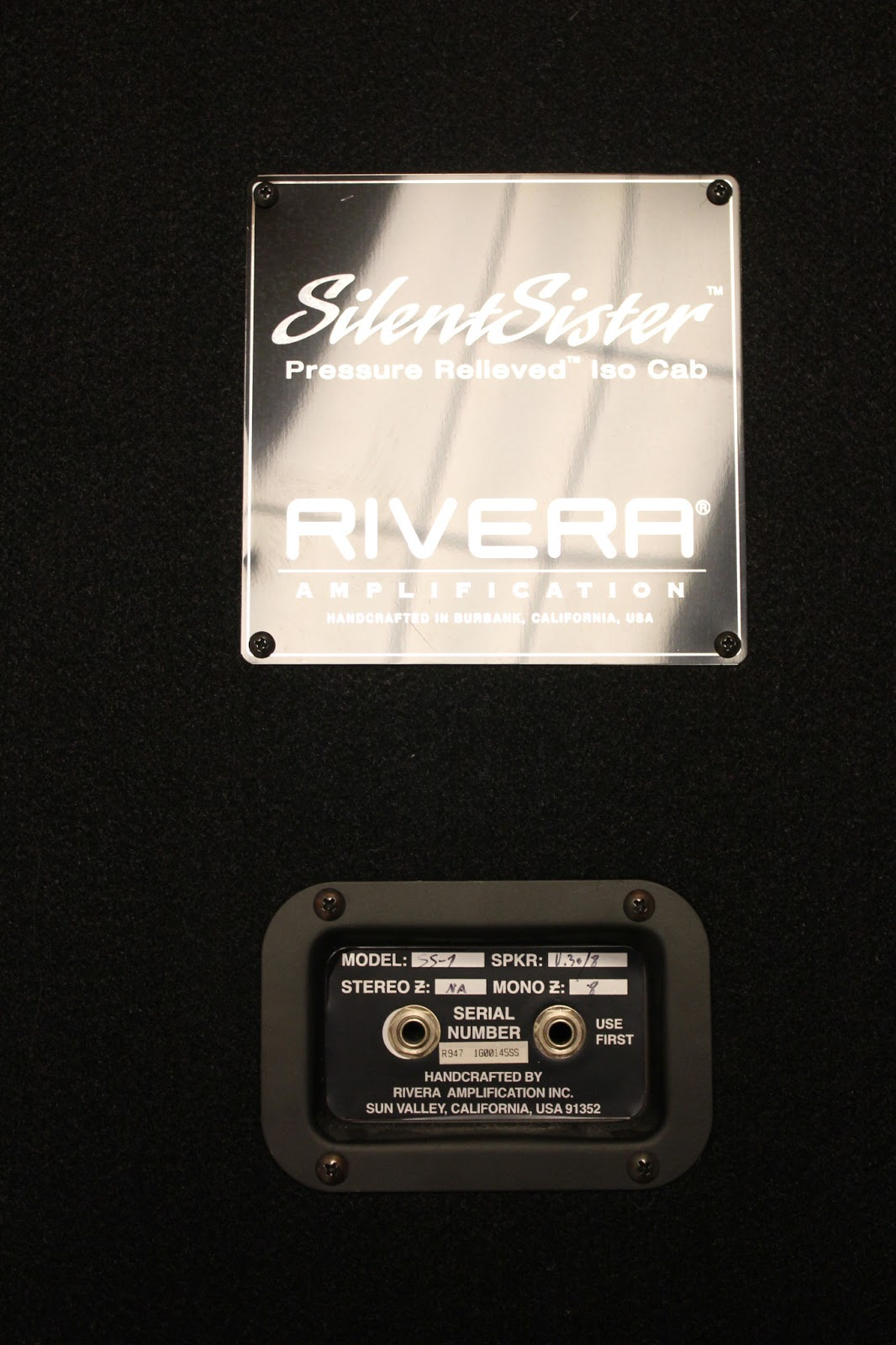 Fusion Guitar Gear: Rivera Silent Sister: First Impression and ...