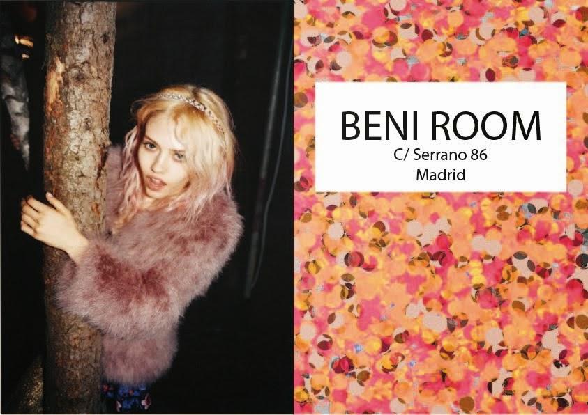 Beni Room Diaries