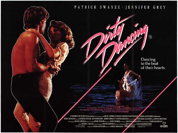 Image result for Dirty Dancing (1987)