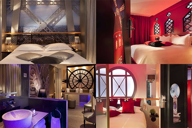 Luxury life design top 10 romantic hotels in paris for Paris secret hotel