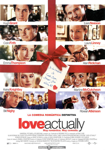 Póster Love Actually