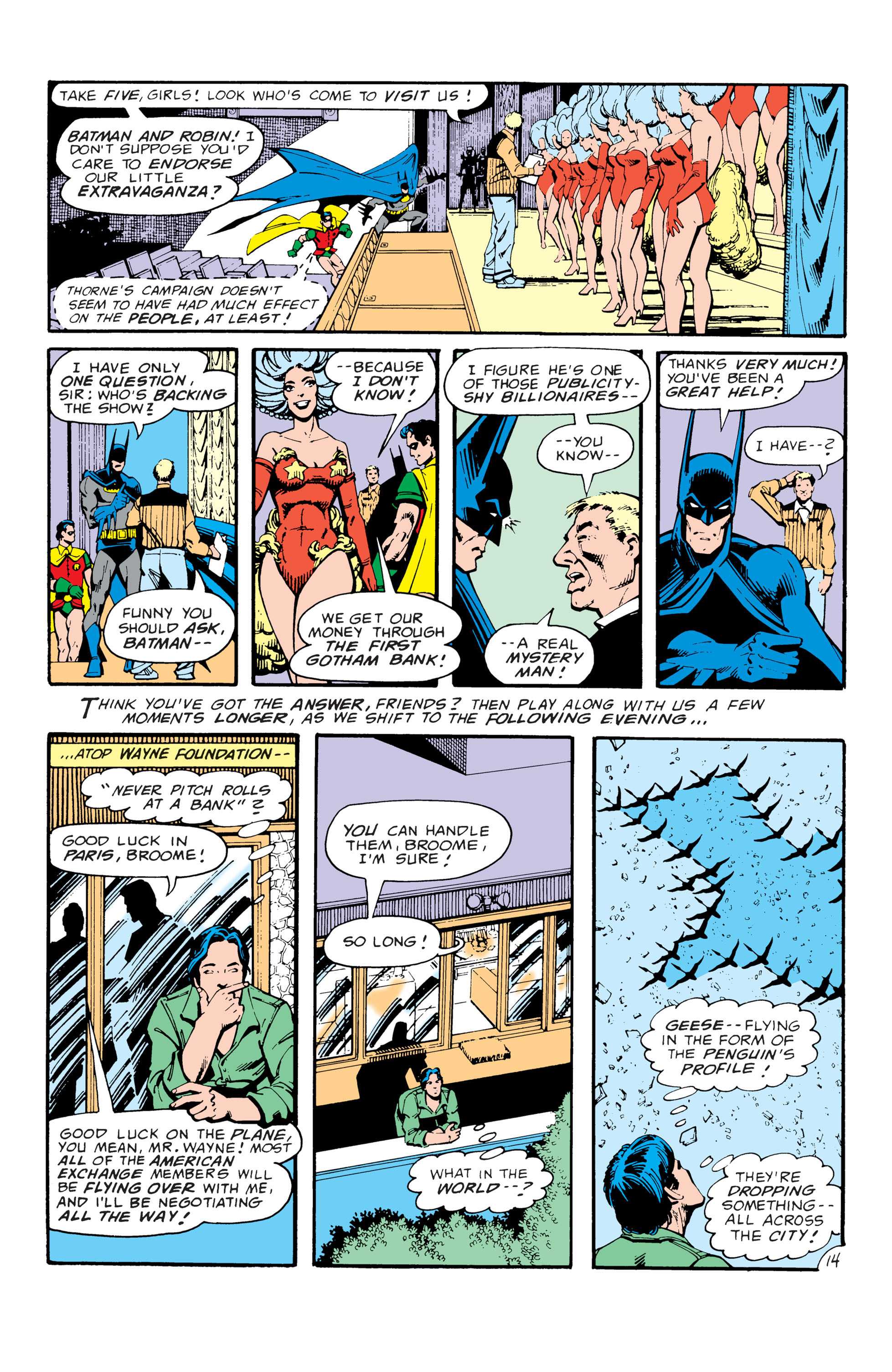 Detective Comics (1937) Issue #473 Page 15