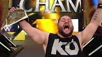 WWE (Night of Champions 2015) - Kevin Owens, Charlotte y John Cena protagonizaron una noche de cambios
