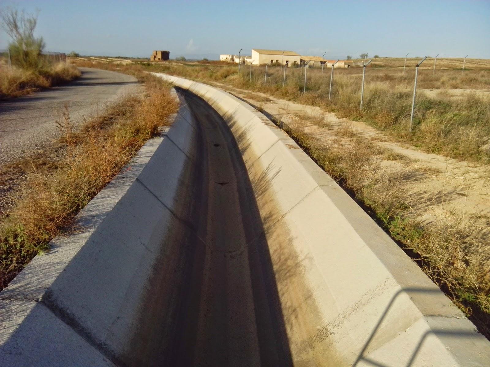 Canal de La Violada Zuera