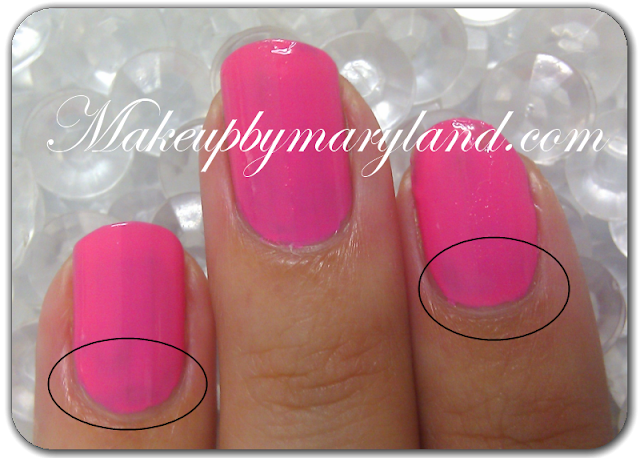El esmalte de la semana: Maybelline Colorama 262 Pink boom-72-makeupbymariland